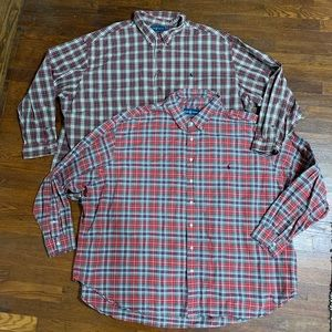 Ralph Lauren Polo Big / Tall Button Down Shirts